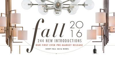 Arteriors Home Fall 2016 Product Introductions