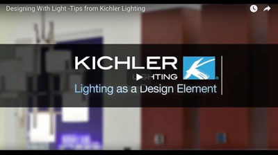 Design with Light Tips from Kichler