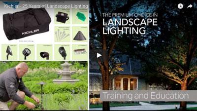 Landscape Lighting with Kichler