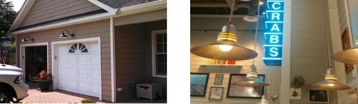 Before The Term Barn Lighting Became Vogue Industry Called These Luminaires RLMs This Acronym Stands For Reflective Luminaire Manufacturer