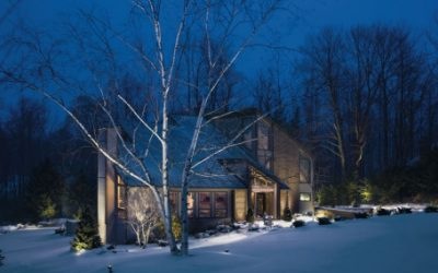 4 Simple Outdoor Lighting Tips So You Wont  Be Afraid of the Dark