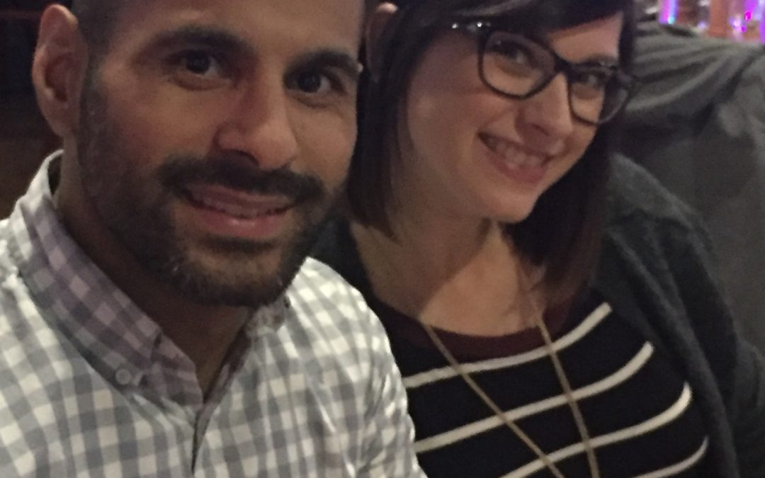 Congratulations to Katie & Ulysses Rosario
