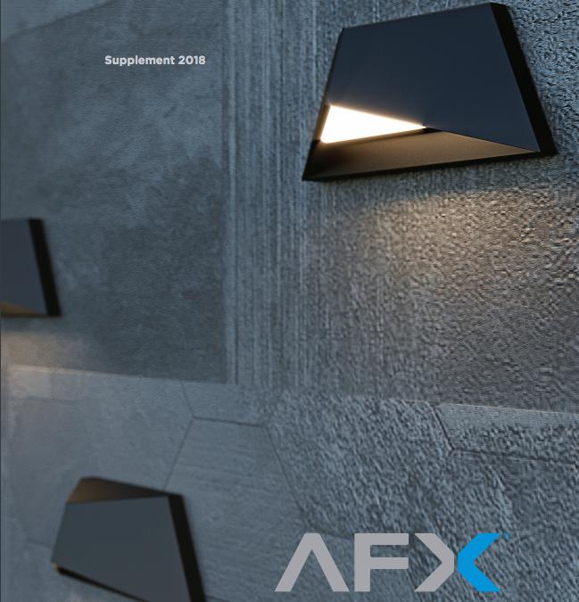 AFX  2018 Supplement