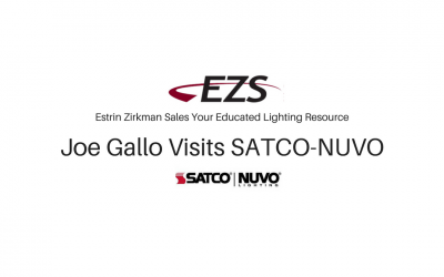 EZS goes to SATCO NUVO