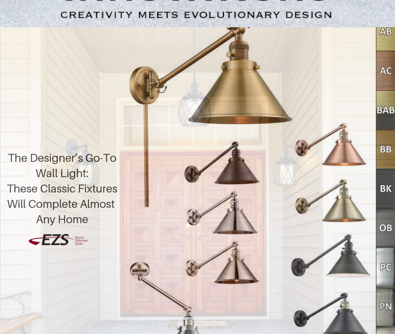 Innovations Lighting Appeals To Hospitality Industry Designers