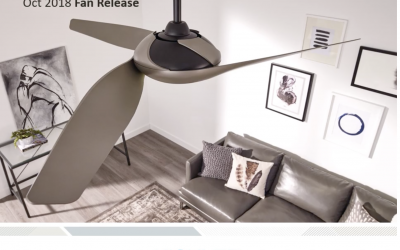 Kichler Ceiling Fan Product Launch