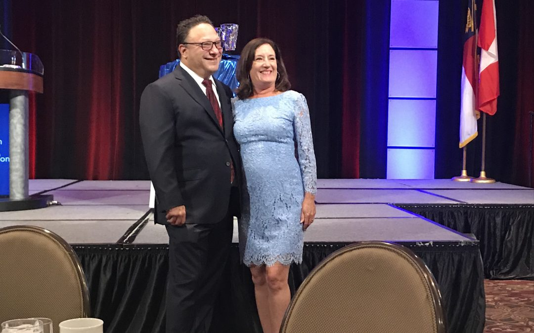 Michael Estrin Named 2018 Pillar of the Industry by the American Lighting Association