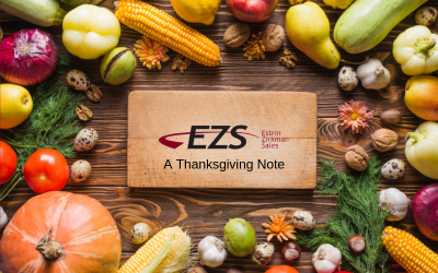 Thanksgiving Wishes, Jokes & Sweet Potato Pie From EZS