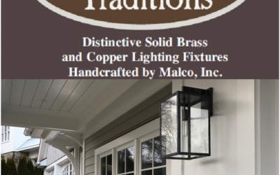 Available Now, Brass Traditions Lighting Catalog: