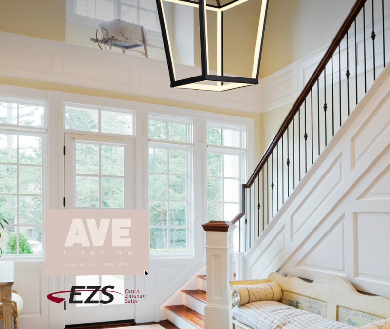 2019 Avenue Lighting Supplement