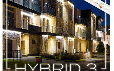 Introducing Hybrid 3 by American Lighting