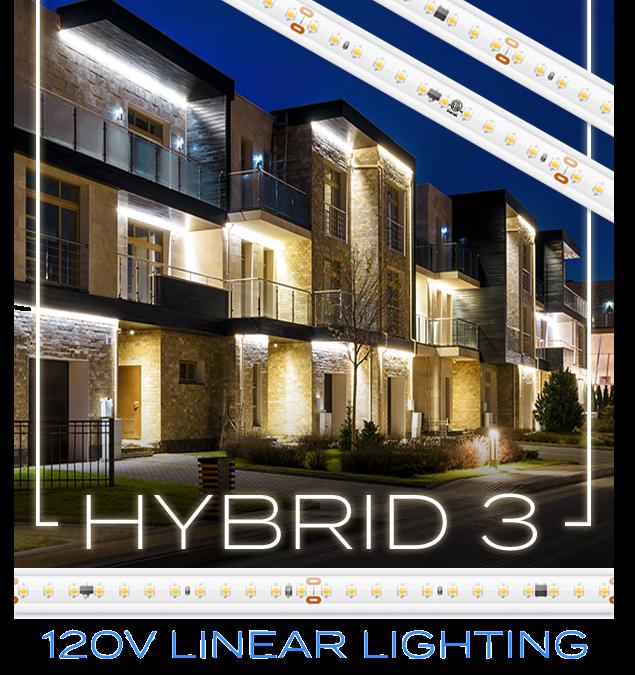Introducing Hybrid 3 by American Lighting
