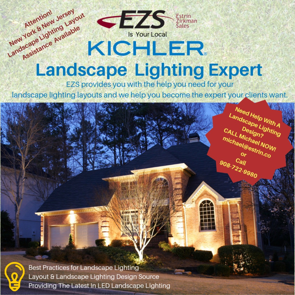 Landscape Lighting Layout Istance Estrin Zirkman S