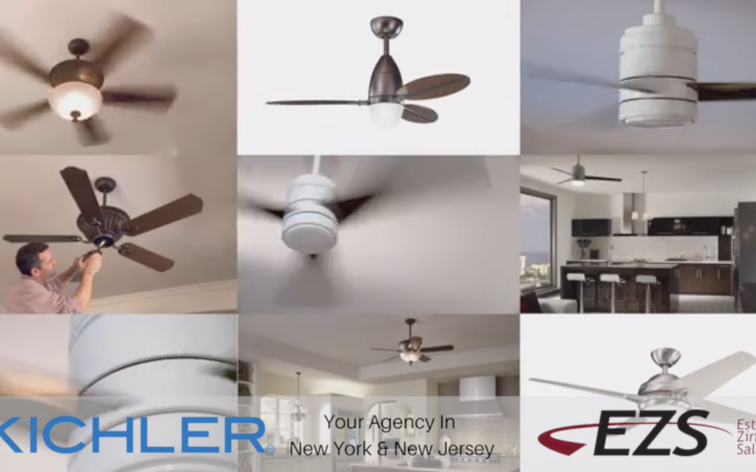 Kichler Fan Installation Video