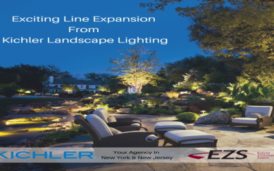 Exciting Line Expansion From Kichler Landscape Lighting
