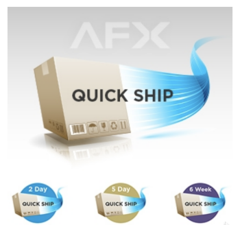 AFX & Estrin Zirkman Announce Quick Ship Program For New York & New Jersey