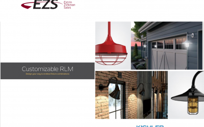 Customizable RLM Fixtures by KICHLER
