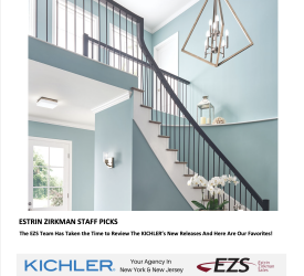 The EZS Team Picks KICHLER Lighting They Love