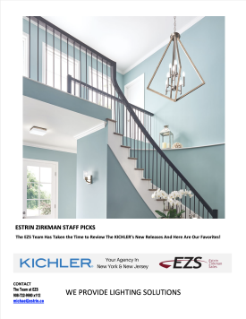 The EZS Team Picks KICHLER Lighting They Love