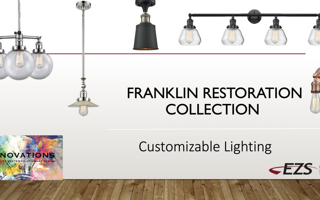 INNOVATIONS Has Custom Lighting Solutions