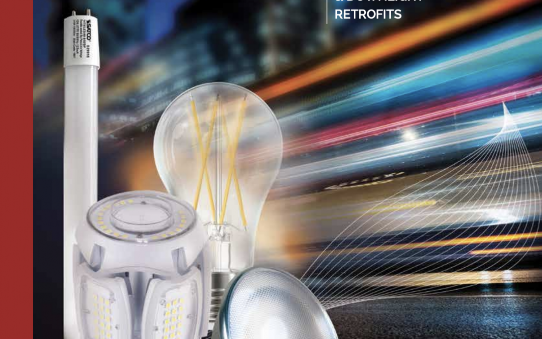 2020 SATCO LED Lamp & Fixture Catalog Release