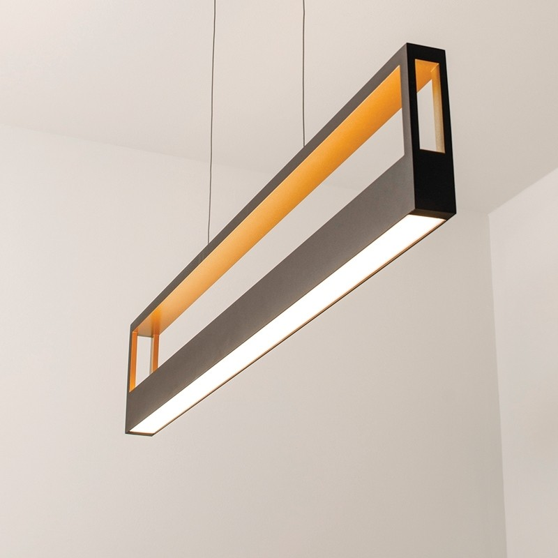 Contemporary LED linear Light New York New jersey