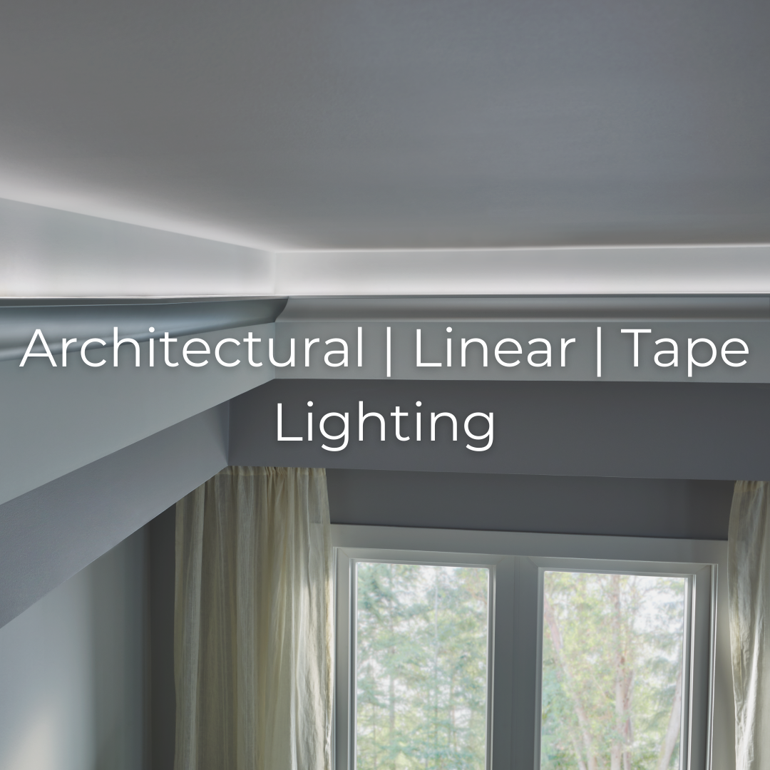 LED Tape Lighting Linear lighting