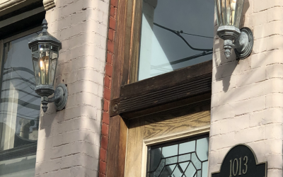 The Tale Of Two Hoboken New Jersey Lanterns