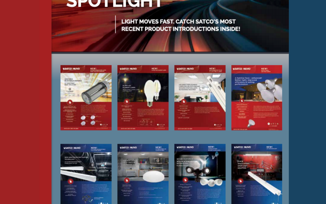 SATCO | NUVO Commercial & Industrial LED Product Spotlight