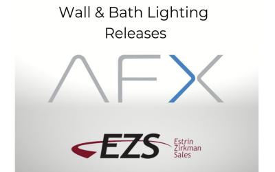 AFX 2021 Bath Lighting Releases