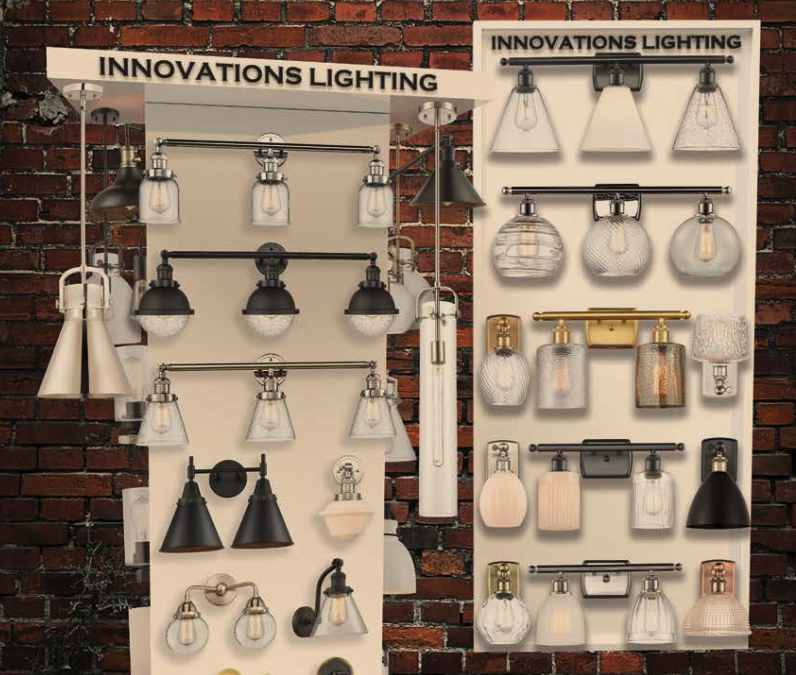 How Showrooms Make More Revenue with INNOVATIONS Lighting